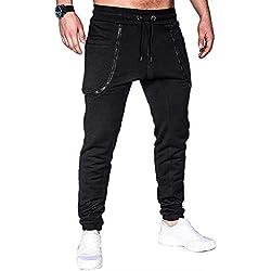 cinnamou Fitness Hombre Pantalones Pantalones Colombianos Petit Tirantes PantalóN Hombre Frikis Pantalones Hombre Ajustados Pantalones Piel Hombre Pantalones De Hombre De Deporte