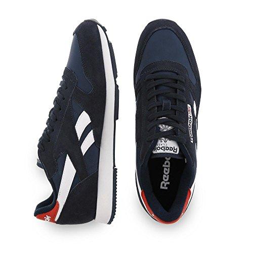 Reebok Classic Sport Sneaker uomo blu (NAVY/NIGHT NAVY/WHT/)
