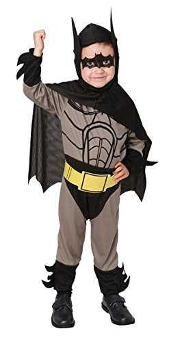 Fyasa 706076-t00 Bat Hero Fancy Dress Kostüm, Klein (Batgirl Kostüme Kleinkind)