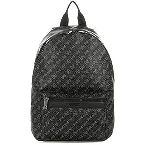 41n4pQDxN9L. SS300  - Guess 4g Sport Backpack, Mochila para Hombre, Negro (Black), 12x42x31 centimeters (W x H x L)