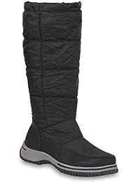 Stiefelparadies Warm Gefütterte Damen Stiefeletten Winterboots Stiefel Schuhe Flandell