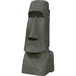 41n4rzaFLeL. SS300  - Moai Head Stone Cast/Easter Island Statue 200cm for Home and Garden