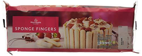 Morrisons Sponge Fingers, 175 g, Pack of 12