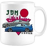 supra skyline nissan r34 gtr jarra tuned toyota supra jdm legends turbo petrol monsters mug
