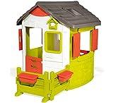 SMOBY (Toys Italia s.p.a.) (SMB))- CASETTA Jura Lodge 99x29x121,5 810501, Mehrfarbig, 123