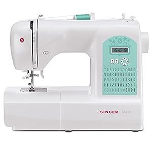 SINGER Starlet - Máquina de coser (LCD, Eléctrico, 26 cm, 46 cm, 38 cm) de SINGER