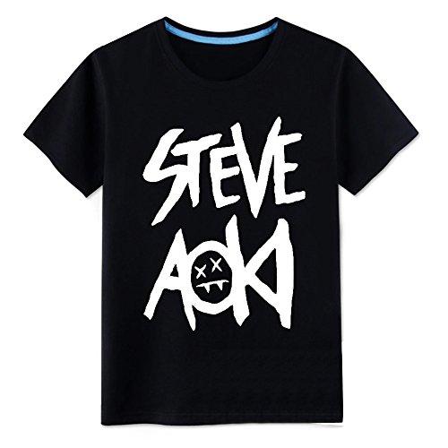 CosDaddy ® Steve Aoki DJ T-Shirt fashion Asien Size 1