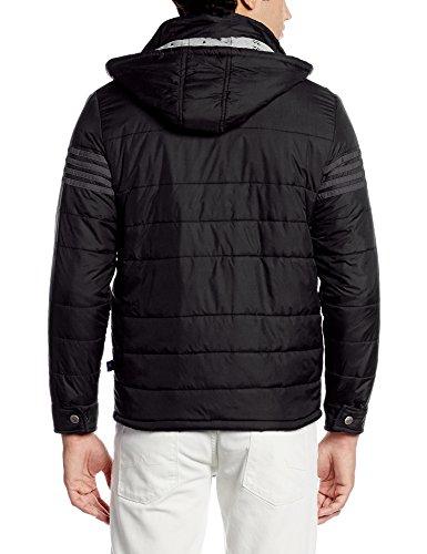 Fort Collins Men's Synthetic Jacket (3296-ol_Medium_Black)