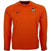 Nike - Suéter para niños del FC Valencia, color naranja, talla 164-176