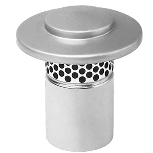 Galvanised Ducting Metal HU Roof Cowl Vent Cap 125mm / 5 inch - SYS-125 by i-sells