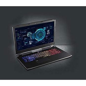 PC portátil Gamer 17 Pulgadas – Clevo P670 procesador i7 – 7700hq – 16 GB de RAM DDR4 – GTX 1060