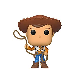 Funko Pop Woody (Toy Story 4 – 522) Funko Pop Disney