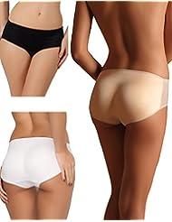 BALI Lingerie - Po Push Up Slip Panty Mieder Shapewear Po Former