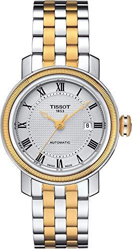 Tissot BRIDGEPORT T097.007.22.033.00 Reloj Automático para mujeres