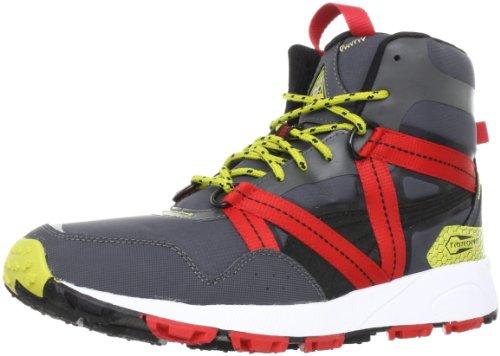 Puma - Zapatillas de deporte de material sintético para hombre gris g