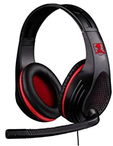 X-Storm Gaming Headset - Red - Casque Et Micro Gaming Multi-Plateformes (PS4, Ps3, Xbox 360, Pc)