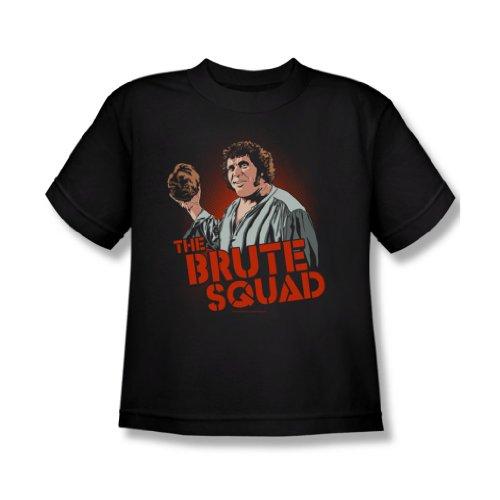 Pb - Jugend Brute-Gruppen-T-Shirt, X-Large, Black
