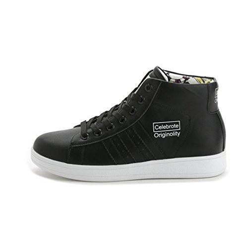 d0a6fb8ebb172 Stylische Damen Sneakers High Top Sportschuhe Freizeit Schuhe ...