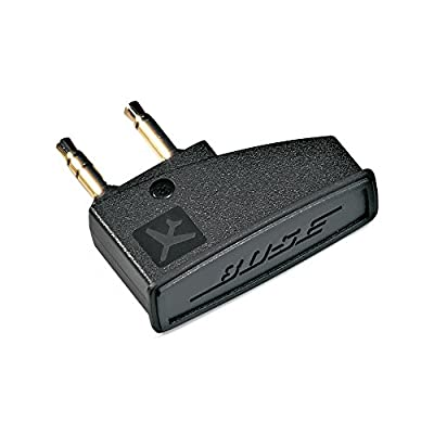 Bose® 40399 Adaptateur avion pour casque Bose® QuietComfort® 3 de BOSE - Housses , Chargeurs , Kindle & Fire, Etuis , Téléphone Mobile, PC Portable, Tablette, Photo & Caméscope, Carte Mémoire, Cartes SD