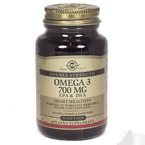 Solgar Light Integratore Alimentare per il Controllo del Colesterolo Pesce Super Concentrato - 30 Perle