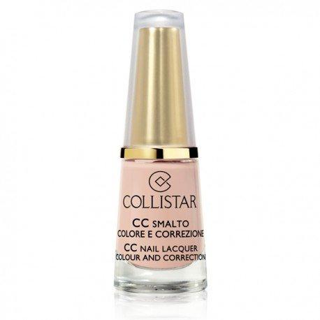 Collistar CC Smalto Colore e Correzione smalto rinforzante con cheratina n. 653 cipria