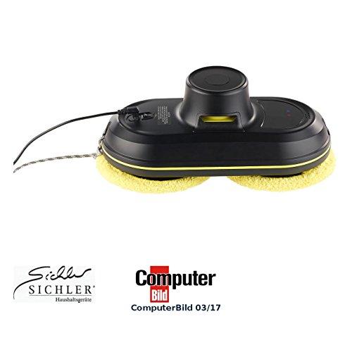 Fensterputzroboter Sichler V4 m. Bluetooth