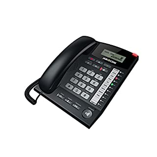 Jablocom GDP-06i Essence GSM Business Desktop Phone schwarz