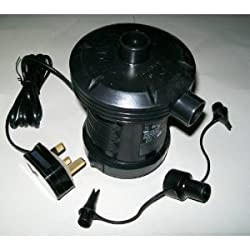 Genuine Bestway Sidewinder Electric Air Pump For Inflatables Ideal For Airbed Lilo Lilo & Inflatable Guest & Camp Beds