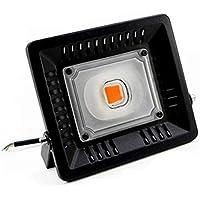 50W Planta lámpara LED Grow Crecimiento Planta lámpara de espectro total LED Serie con IR Luz ultravioleta para interior de invernadero Growbox Veg germinación florecerán