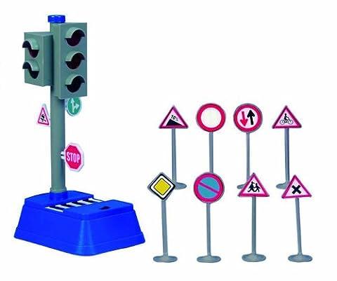 Signalisation Enfants - Dickie Toys - 203741001 - Feux de