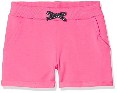 Name IT NOS Mädchen Shorts NKFVOLTA SWE UNB NOOS, Rosa (Camellia Rose), (Herstellergröße: 158) Kind-jersey-hose