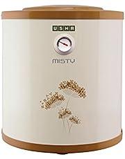 Usha Misty Storage 15 Litre 2000 Watt Verticle Water Heater