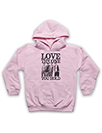 Inspired by Mumford & Sons Lover Of The Light Unofficial Kids Hoodie