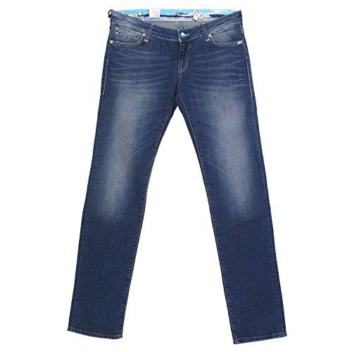 Mavi, Emma, 7/8 Damen Jeans Hose, Stretchdenim, dark istanbul vintage blue, W 32 L 33 [18704] (Damen-jeans Emma)