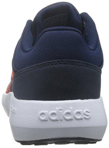 adidas Cloudfoam Race, Chaussures de Fitness Homme, Schwarz, 42 EU Bleu - Azul (Maruni / Maruni / Ftwbla)