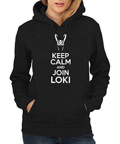 Loki Hoodie - clothinx - Keep Calm and Join