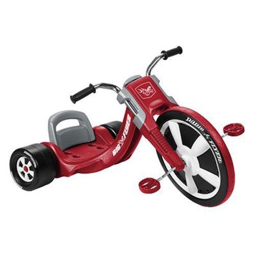 Radio Flyer - Tricicleta, Color Rojo