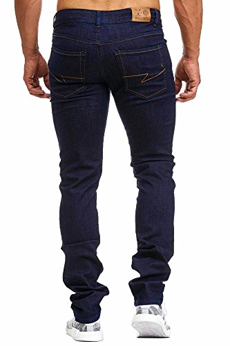 BELLIS® Herren Jeans Original Straight Fit / BS-20311 Dark
