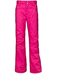Protest Hopkins Pantalon de ski Femme Peoney