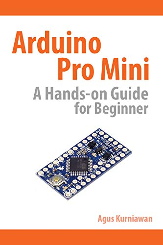 Arduino Pro Mini A Hands-On Guide for Beginner English