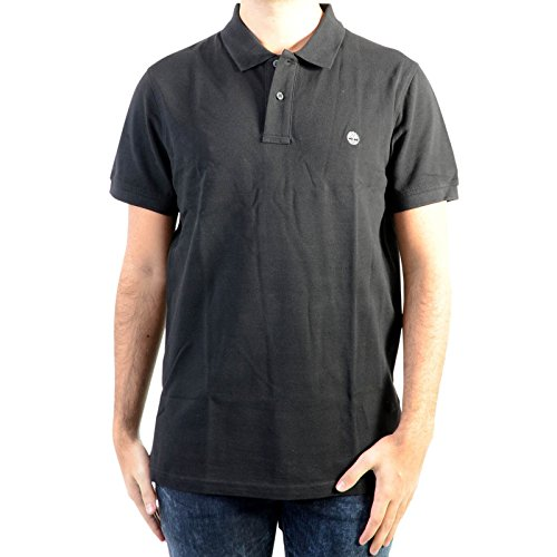 Timberland Men's SS Millers River Pol Polo Shirt