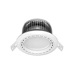 Plafonnier LED 25W blanc neutre