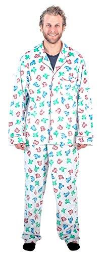 National Lampoon's Christmas Vacation Clark's Dinosaur Pajama Set -