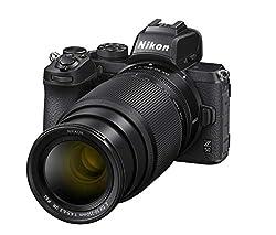 Nikon Z 50 KIT DX 16-50 mm 1:3.5-6.3 VR + DX 50-250 mm 1:4.5-6.3 VR Kamera