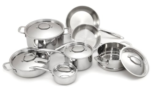 Cuisinox POT-412 12-Piece Super-Elite Cookware Set by Cuisinox