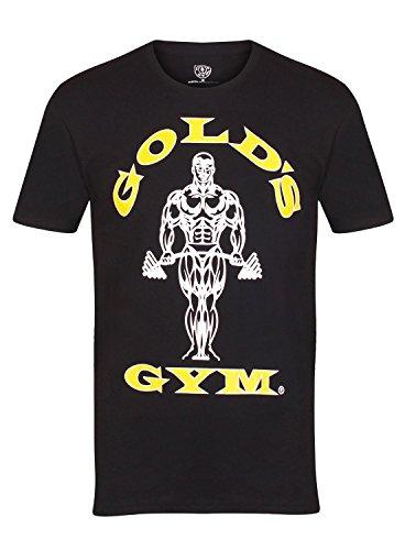 Golds Gym Logo Basic T-Shirt