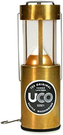 UCO UCO UCO Original Candle Lantern - Brass B000F6NNQC Parent | Facile Da Pulire Surface  | Impeccabile  | Consegna Immediata  3cdcfa