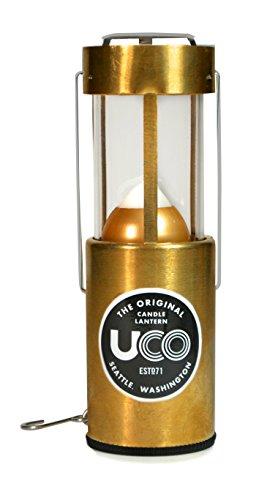 UCO Messing Poliert Kerzenlaterne, 570200