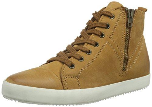 Tamaris 25285, Sneakers Hautes Femme Marron (Cuoio 455)