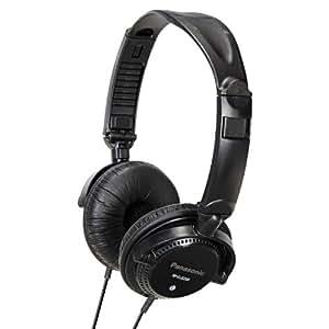 Panasonic RP-DJS200E-K Kopfhörer schwarz